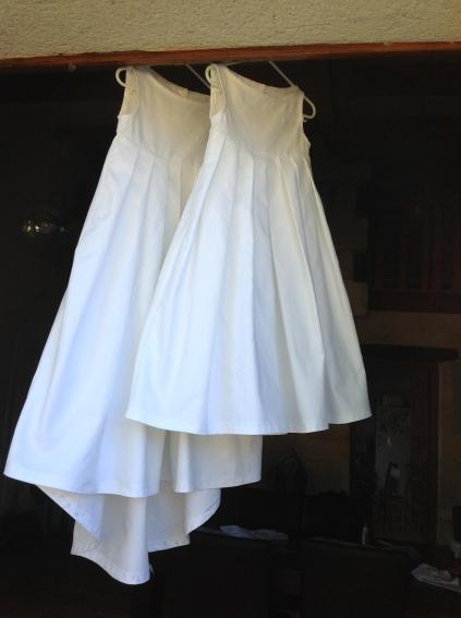 robe cérémonie fille burda